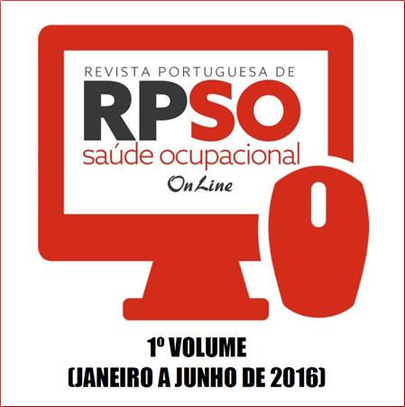 Revista RPSO 1º Volume